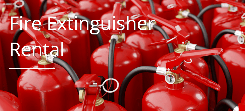 Fire Extinguisher Rental Mobile