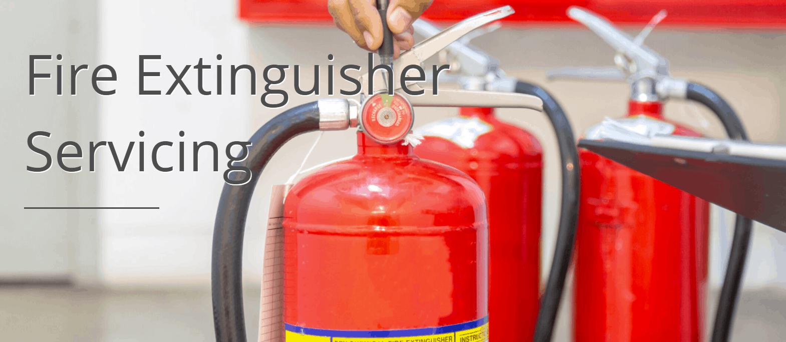 Fire Extinguisher Servicing Mobile