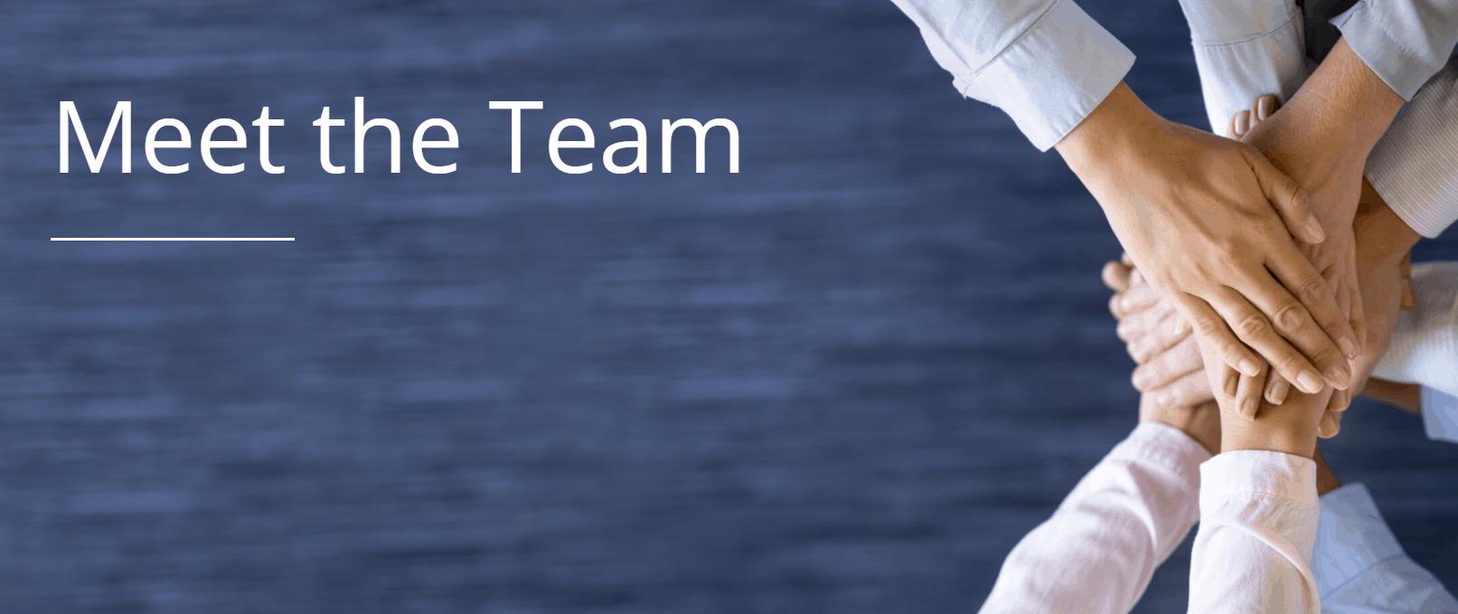 Meet the Team Mobile